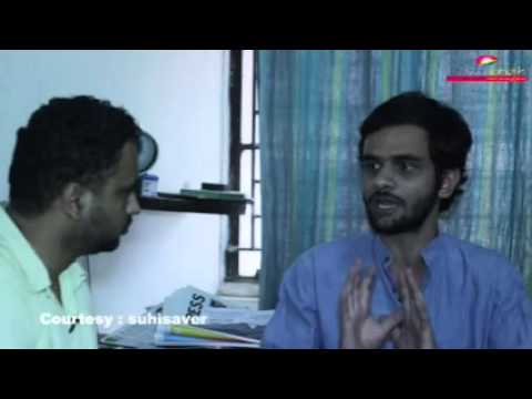 JNU Umar Khalid's Controversial Interview Exclusive (Part-2) | 'RSS is similar to Hitler'