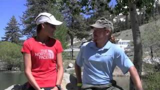 Tracy Garneau Pre-2011 Western States 100 Inteview