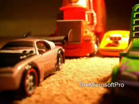 Cars - Lightning McQueen Goes Missing (reenactment)