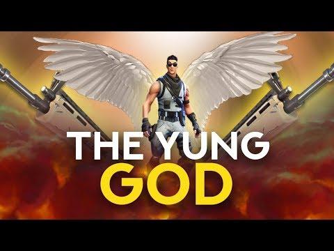 The Yung God! (Fortnite Battle Royale)