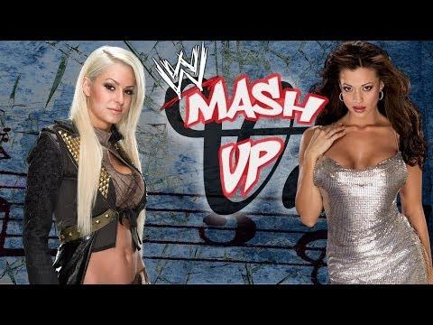 WWE Mashup: Candice Michelle & Maryse (DALYXMAN)