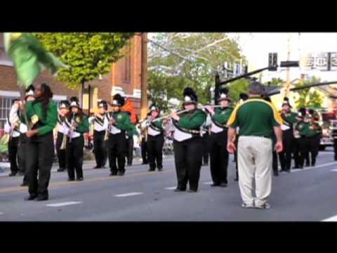 Apple Blossom Parade - Bands 2013 - Fireman's Parade