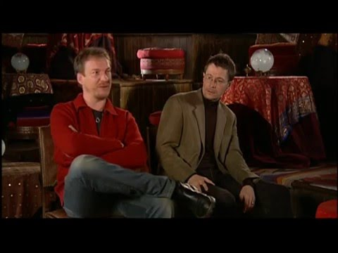 Harry Potter POA  with David Thewlis and Gary Oldman