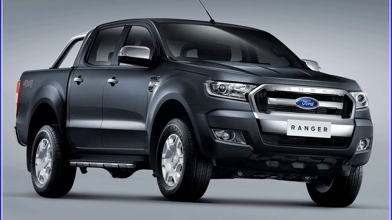 2018 Ford Ranger Wildtrak Black Reviews - YouTube