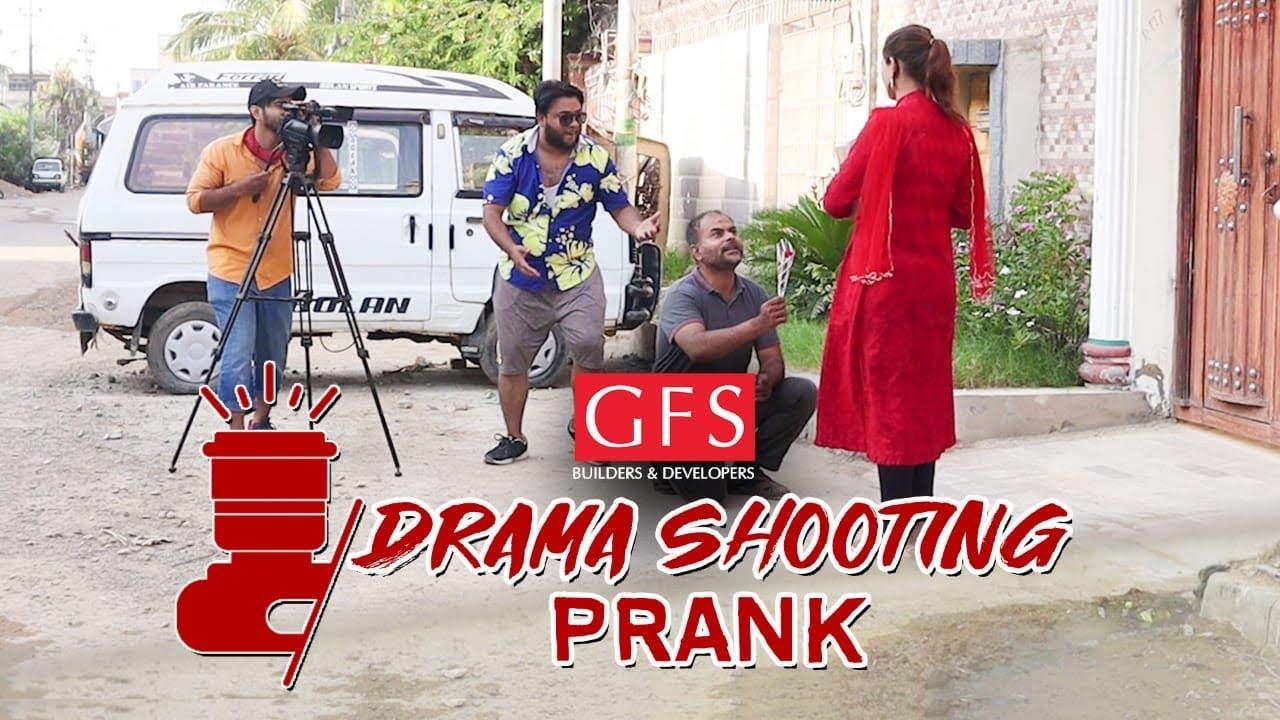 | Drama Shooting Prank | By Nadir Ali & Team in | P 4 Pakao | 2020