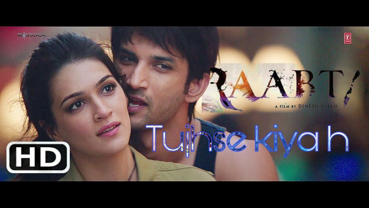 Download Copy of Raabta (2017) movie -tujhse kiya hai  