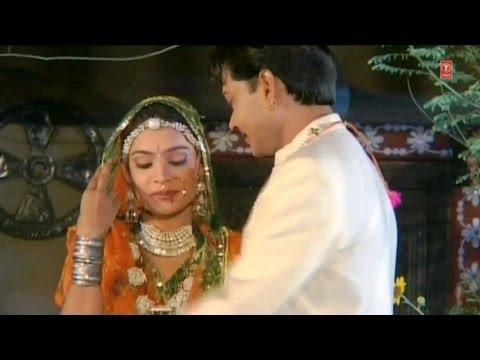 Chanda Baadal Mein Chhup Jaaye (Rajasthani Video Song Rekha Rao)   Gori Nakhrawali- Peeli Lugdi