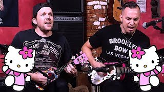 Mark Tremonti Cover Metallica on Hello Kitty Guitars rock news