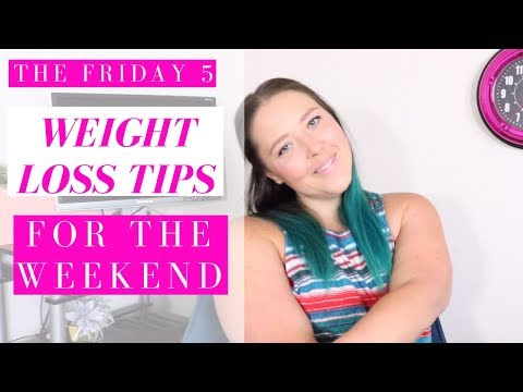Weight Loss Friday | How to Deal with Food Pushers
