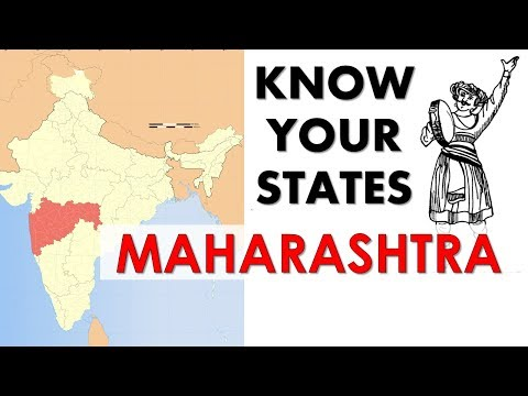 Maharashtra General Knowledge | Know your States | Maharashtra GK