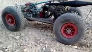 Homemade rc car - Portugal