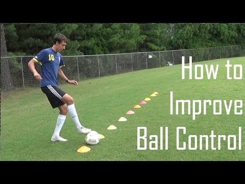 How to improve ball control, touch and weak foot in less then three minutes!