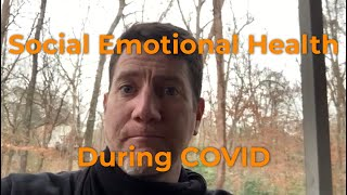 Dr. Zachary Walker, UCL for GEA: Social Emotional Health During COVID