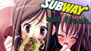 Subway Eat Me I'm Fresh