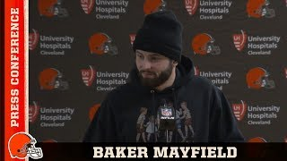 Baker Mayfield After Win