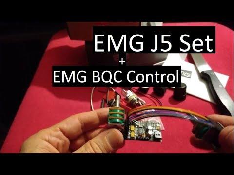EMG J5 Set +EMG BQC Control