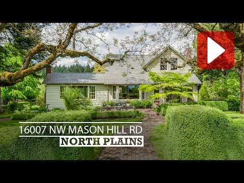 portland real estate homes for sale 16007 nw mason hill rd
