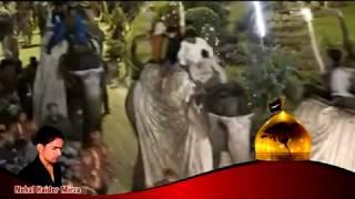 01). Aaj Mehendi Hai Qasim (a.s.) Tumhari :: Recited By Nauha Khwan Nehal Haider Mirza