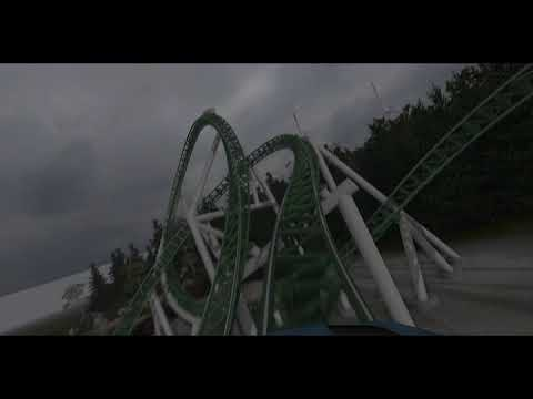 Cicada Co. Prototype coaster // NL2