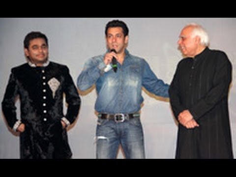 Salman Khan Calls AR Rahman 'Average' | Insults | Raunaq Album Launch, Kapil Sibal