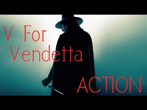 Doing Action RIGHT | V For Vendetta Film Dissection [#42]