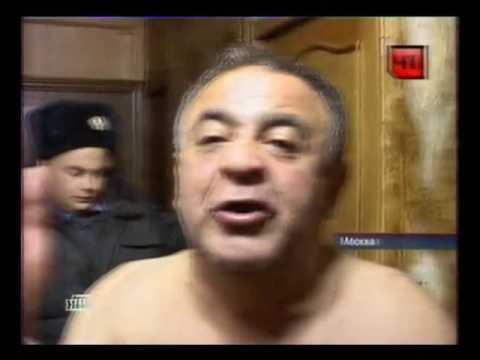 Вор в законе Артем Карабахский и нехорошая квартира