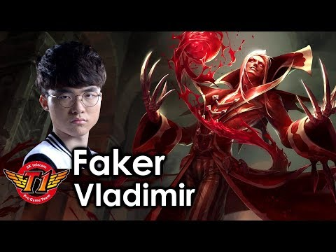 Faker picks Vladimir