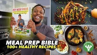 Only Cookbook You Need for Healthy Living Meal Prep