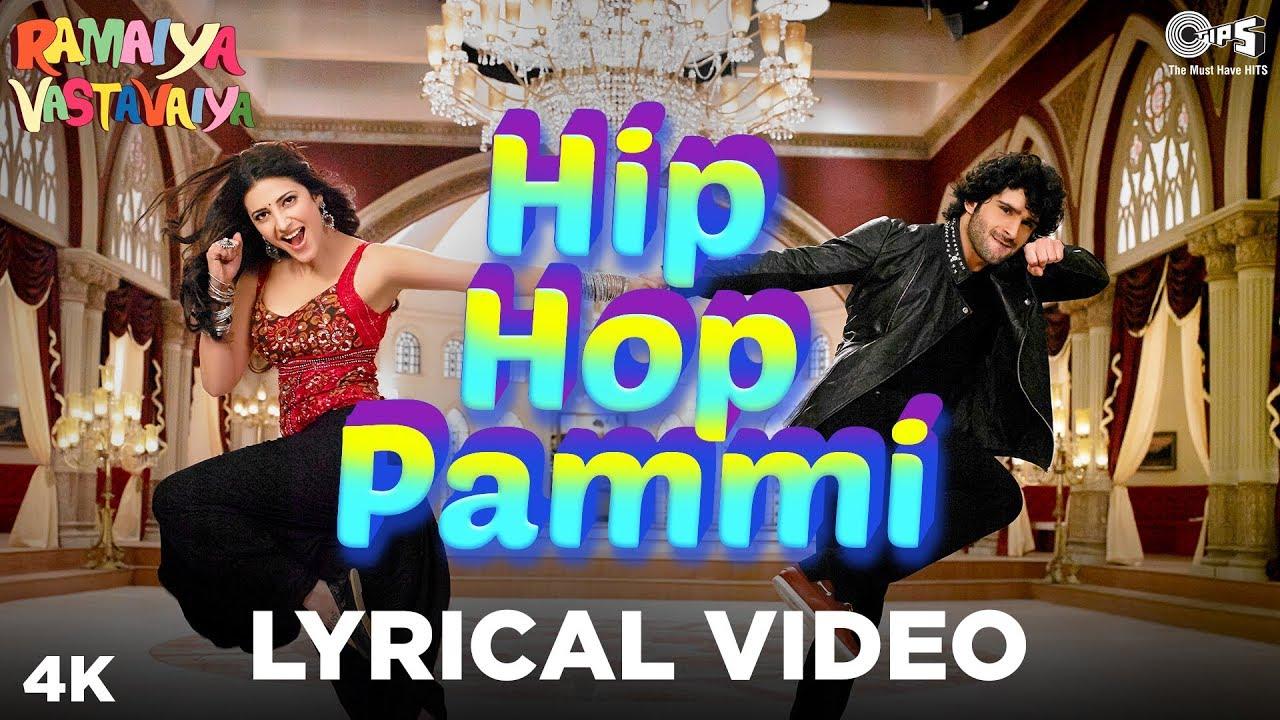 Download Hip Hop Pammi Lyrical - Ramaiya Vastavaiya | Girish Kumar, Shruti Haasan | Mika Singh, Monali Thakur