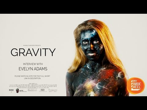 Interview with Evelyn Adams | Actress on GRAVITY My Rode Reel 2015