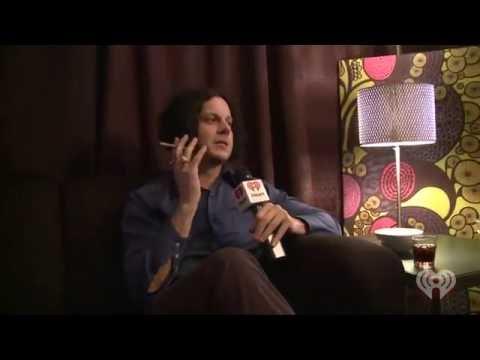 Jack White Interview @ Lollapalooza: