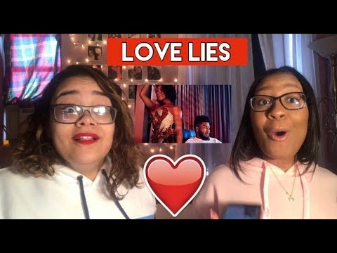 Khalid & Normani - Love Lies | Audio REACTION!