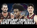 KEVIN LOVE OUT! TYRONN LUE FIRED! THEY NEED HELP! CLEVELAND CAVALIERS REALISTIC REBUILD! NBA 2K19