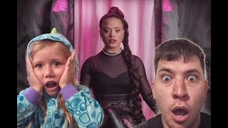 Sarah Jeffery - Queen Of Mean - Father Daughter Reaction - American Dilly