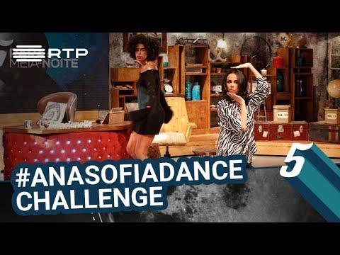 #ANASOFIADANCECHALLENGE | 5 Para a Meia-Noite | RTP
