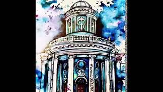 Смотреть видео Куда сходить в Санкт-Петербурге! Экскурсия по лютеранской церкви Святой Анны (Annenkirche). онлайн
