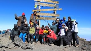 Kilimanjaro Lemosho Western Breach October 2014 Full Trip