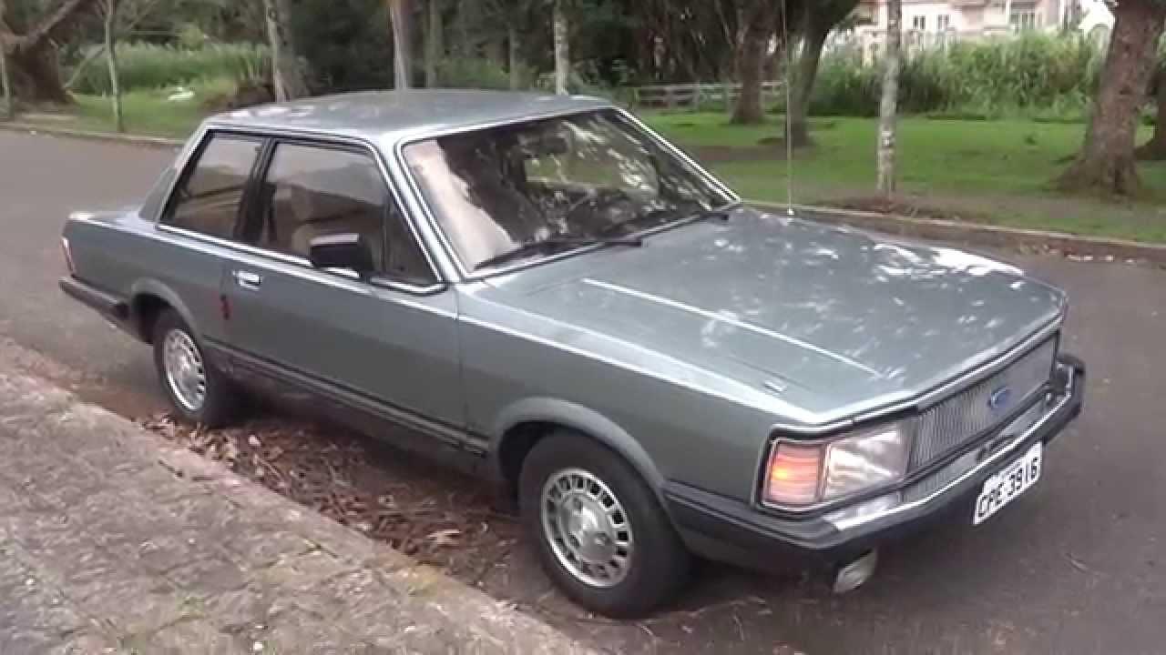 Ford Del Rey Ouro 1984 Automático