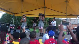 The815 Performing Live Back To School Bash