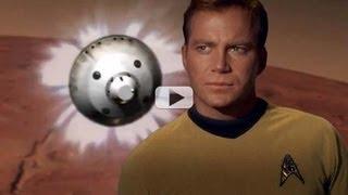 Captain Kirk and Curiosity