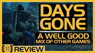 Days Gone Review | A Well Good Mix of Other Games