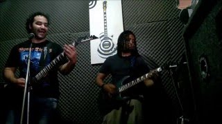Gamma ray - Heavy Metal Universe cover (by Gammaween)