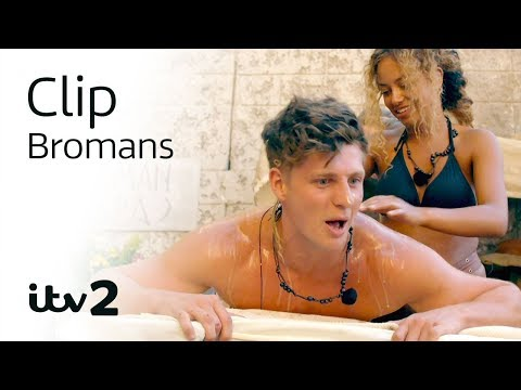 The Horrors of an Ancient Roman Spa | Bromans | ITV2