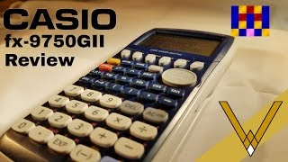 CASIO FX-9750GII Graphing Calculator Review