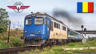 Diverse trenuri de calatori prin Romania
