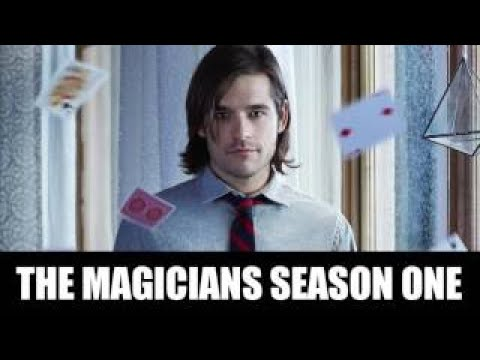 Syfys The Magicians Review
