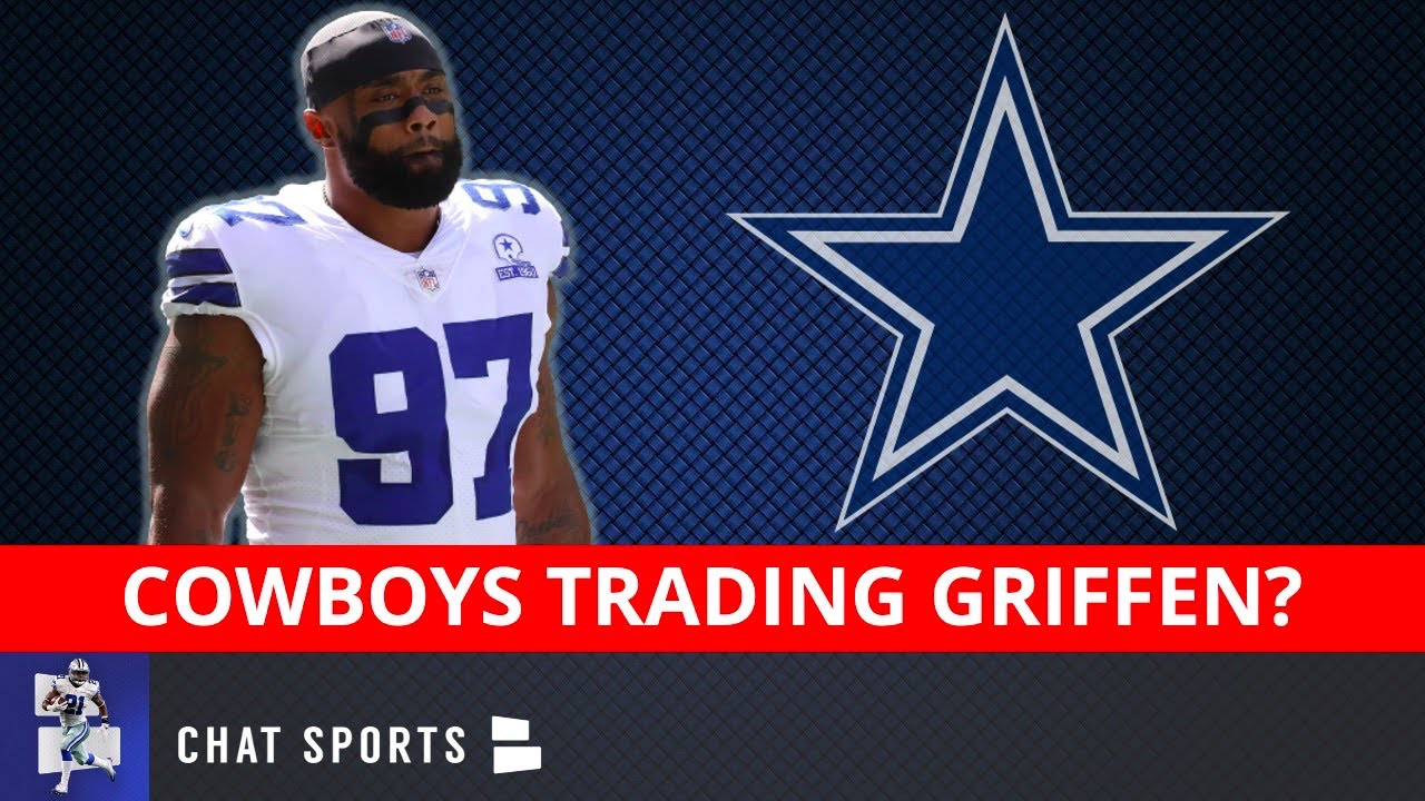 Report: Cowboys Shopping Everson Griffen