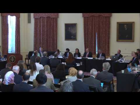 Commission on Enhancing National Cybersecurity: Panel 2