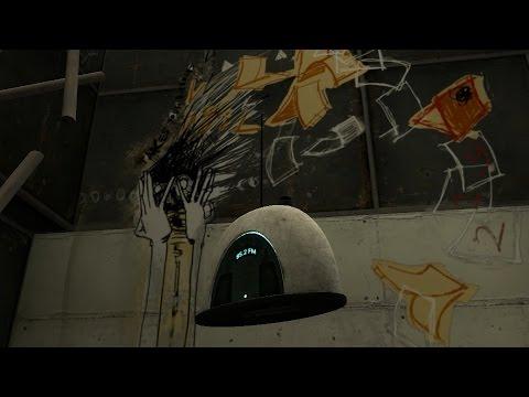 Portal 2 - Episode 3 - Companion Cube!!