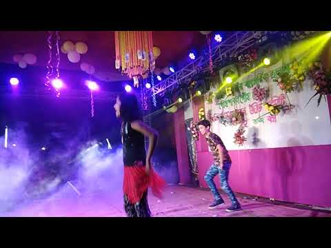 Toba re toba mery hindi hit hd dance song.2018 hunman pujo  Erapur south